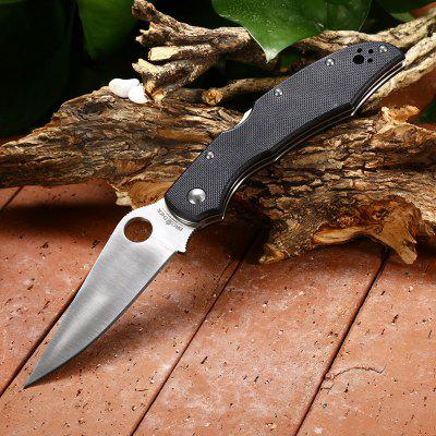 BROTHER 1605G Full Edge Folding Knife