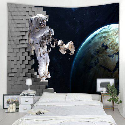 Earth Pattern Home Decor Tapestry