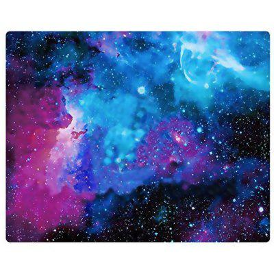 Soft Starry Sky Mouse Pad