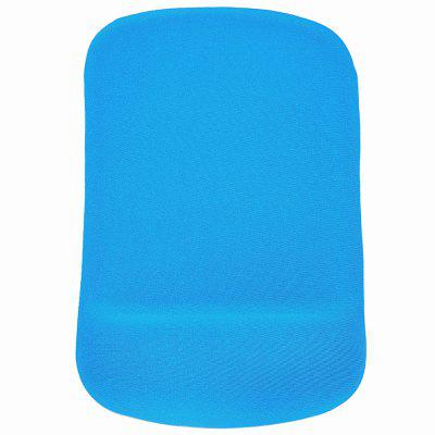 H - 16 Silicone Body with Wristband Mouse Pad for Office / Game Competition