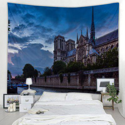 Fashion Castle Tapestry Home Decoration