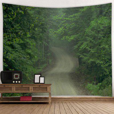 Forest Pattern Home Decoration Tapestry