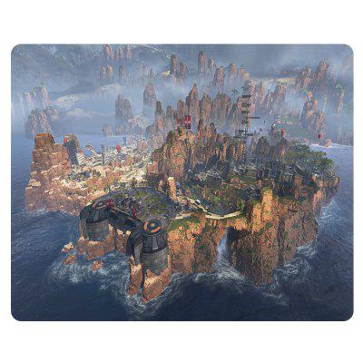 Heroes Escaping Mouse Pad