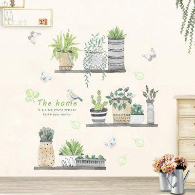 Children Color Cartoon Marine Animal Wall Sticker Bedroom Living Room Decoration