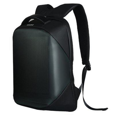 Mobile Phone Smart APP Control LED Display Backpack