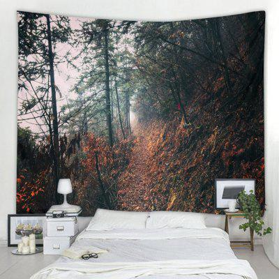 Home Decoration Forest Pattern Tapestry
