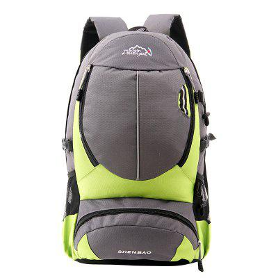 Waterproof Large Capacity Mountaineering Backpack Scientific Carrying System