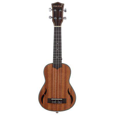 IRIN UK2160 21-calowy Mahogany Four String Ukulele