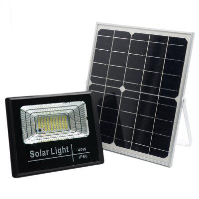 S3 - 40W Remote Control Solar Flood Light
