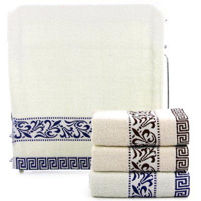 jlh002 Household Bathroom Porcelain Towel 3pcs