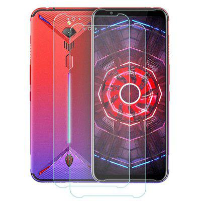 Naxtop 2.5D Tempered Glass Screen Protector for ZTE Nubia Red Magic 3