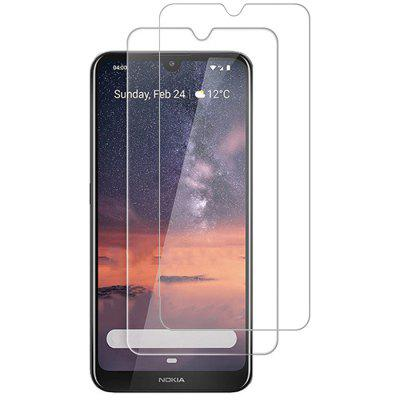 Naxtop 2.5D Tempered Glass Screen Protector for Nokia 4.2 / Nokia 3.2