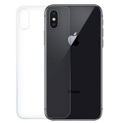 Transparent Tempered Back Film for iphone X / XS / XR / XS Max