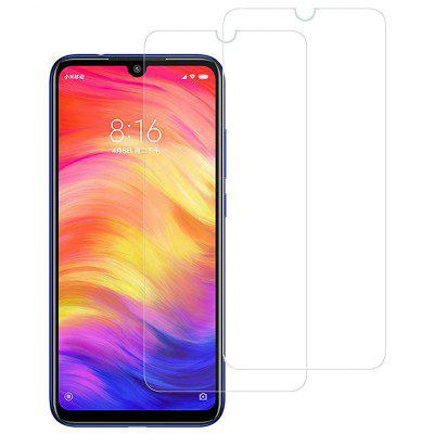 Naxtop 2.5D Tempered Glass Screen Protector for Xiaomi Redmi Note 7S