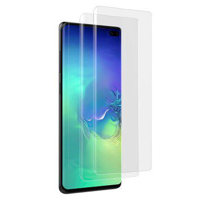 Full-screen Curvo 3D Pellicola Temperata per Samsung S10 / S10 Plus / S10e