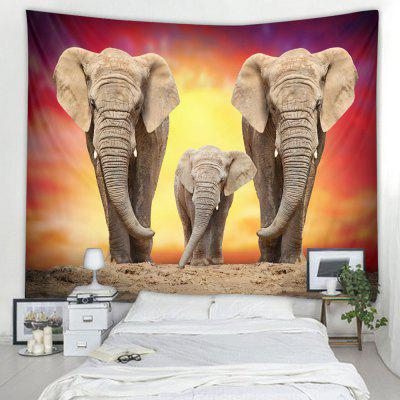 Elephant Home Decoration Tapestry