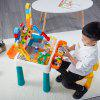 6002 Ensemble de Table d'Apprentissage Multifonction de Blocs de Construction - MULTI-B