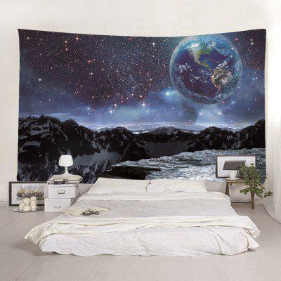 3D Earth Star Tapestry Home Decoration