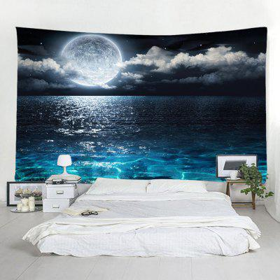 Moon Sea Star Tapestry Home Decoration