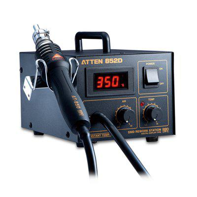 ATTEN AT852D Lead Free Electric Desoldering Hot Air Table Soldering Station