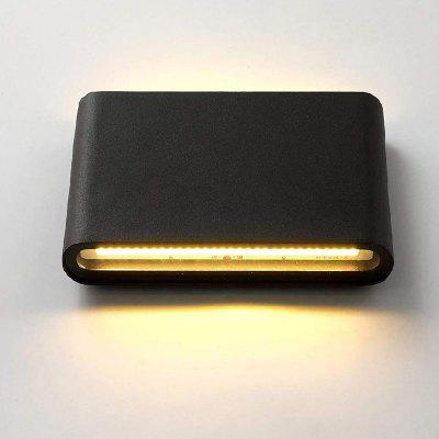 BRELONG TB - 041 6W LED Lámpara de pared para exteriores para Pasillo Garden