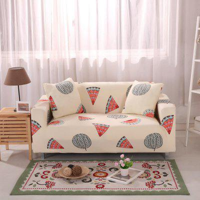 4018753 Watermelon Print Sofa Cover