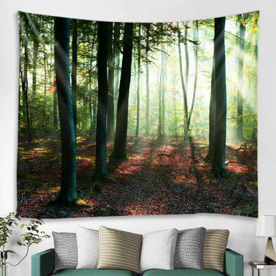 Forest Tapestry Home Decoration