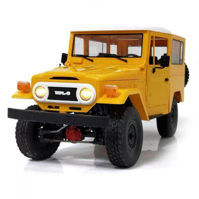 WPL C34 2,4G 2CH 4WD Carro Off-Road 1 / 16 RC