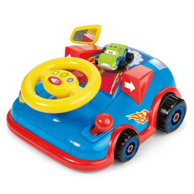 Child Early Education Puzzle Baby Car Steering Wheel Toy