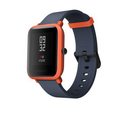AMAZFIT A1608 Bip Heart Rate Monitor Smart Watch Global Version ( Xiaomi Ecosystem Product ) Image