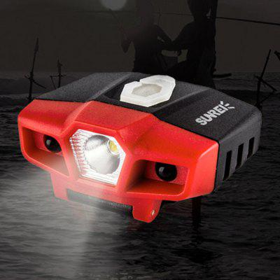 SUNREI Hat Clip Light Night Fishing Sensor Headlight