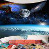 3D Starry Home Decor Tapestry - MIDNIGHT BLUE