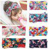 Children Print Knotted Hair Band - MULTI-F