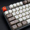 AKKO Steam Engine 108 Key SA Profile PBT Keycaps for Mechanical Keyboard - MULTI-A