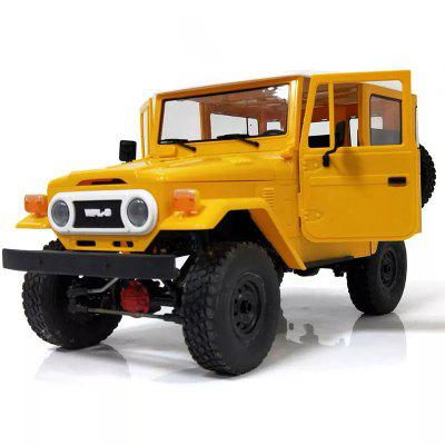 WPL C34 2.4G 2CH 4WD 1/16 RC Off Road Car