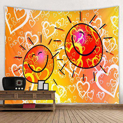 3D Digital Printing Wall Tapestry for Living Room Background Decoration