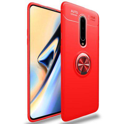 LEEHUR Invisible Ring Bracket Phone Case for OnePlus 7 Pro