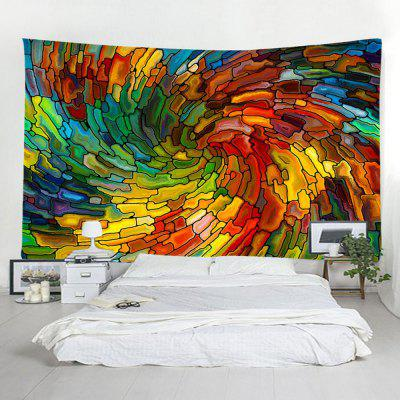 3D Fantasy Abstract Tapestry