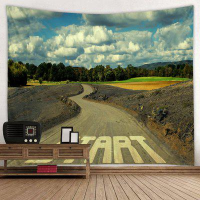 3D Digital Printing Background Decoration Wall Tapestry for Home