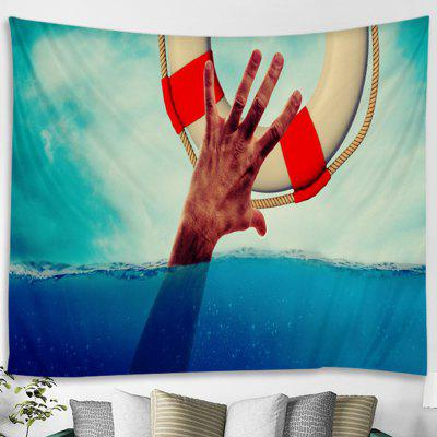 3D Digital Printing Background Decoration Wall Tapestry