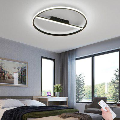 zuoge ZX - 9012Y 220V Simple Aluminum Line Shape Stepless Dimming Ceiling Lamp