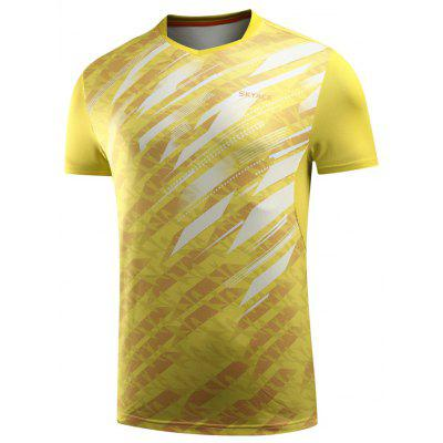 Men's Breathable Quick-drying T-shirt Short-sleeved