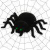 FEIYUE KW - SP01 Infrared RC Wall Climbing Spider Toy for Kids - BLACK