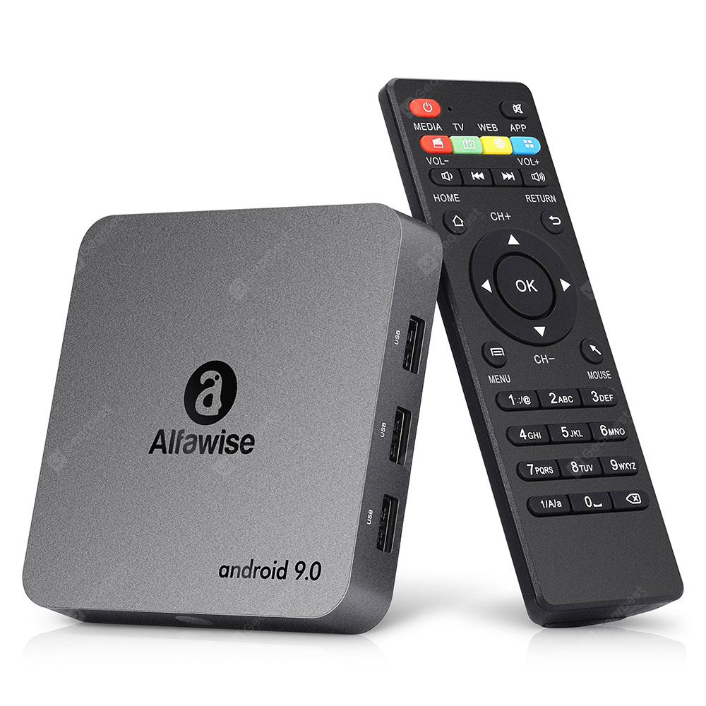 Alfawise A8 NEO TV Box Android 9.0 - Gra