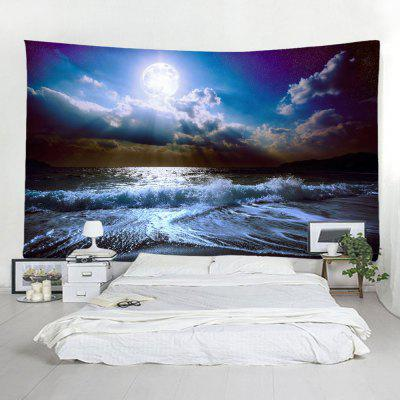 Beautiful Sunshine Beach Tapestry Home Decoration