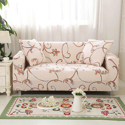 4018763 Line Printed Sofa Cover