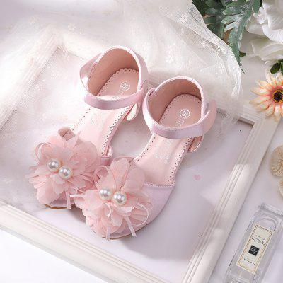 MRLOTUSNEE 503 - 7 High-heeled Dress Girls Shoes
