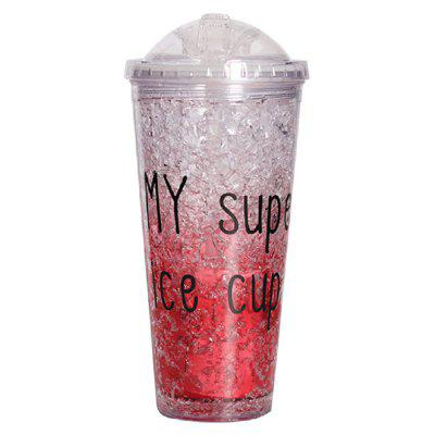 Creative Summer Double Ice Cup