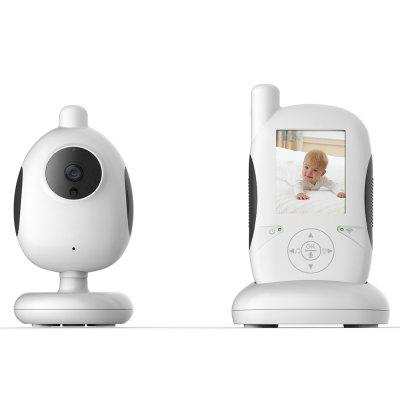 2.4 inch Wireless Baby Monitor Electronic Nanny Security Camera