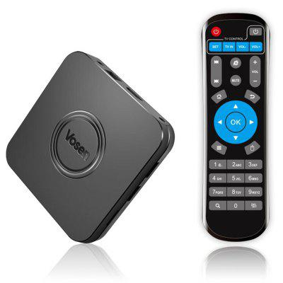 Vosen V1 Android 9.0 TV Box Mediaspeler IR Control Hub voor Smart Home